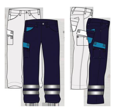 Werkkleding custom made ontwerpen